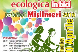 Domenica la 7^ Passeggiata ecologica in bici