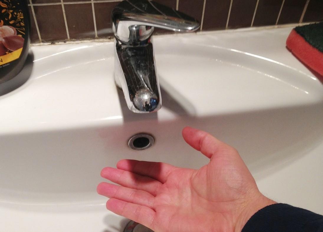 Anno nuovo… problemi vecchi: Ennesimo guasto alla rete idrica