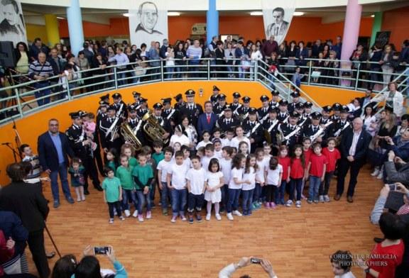 Misilmeri respira la Legalità, tre giorni fantastici alla scuola Landolina [Foto]