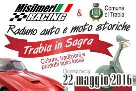 """La Misilmeri Racing organizza il 1° raduno auto e moto storiche """"Trabia in sagra"""""""