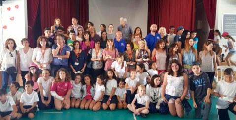 Scuola Guastella, Sicilia verso Cipro: isola incontra isola [Foto]