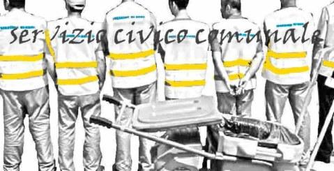 Servizio civico, presentazione delle istanze fino al 28 luglio