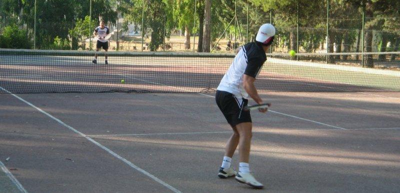 """Al via il 1° torneo di Tennis """"Cherry Gold"""""""