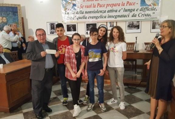 """La """"Guastella"""" trionfa  al concorso """"Rocco Campanella"""""""