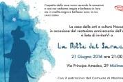 """La NEXUS presenta """"La Notte del Saraceno"""""""