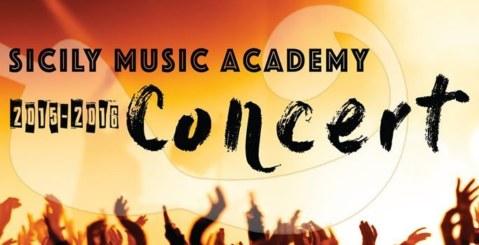 Sabato il saggio della Sicily Music Academy