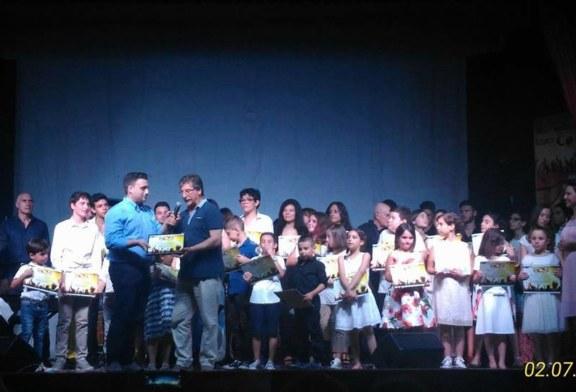 Il Saggio della Sicily Music Academy è un doppio successo !
