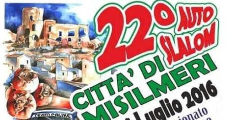 """Domenica l'autoslalom """"Città di Misilmeri"""", 80 gli iscritti"""