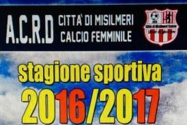 Calcio femminile, comincia la preparazione atletica del Città di Misilmeri