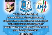 Don Carlo Misilmeri, al via le selezioni per giovani calciatori