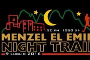Sabato la II edizione della Menzel El Emir Night Trail