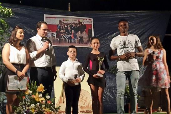 Successo di Spazio Danza Club al Portella's got talent