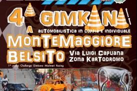 Domenica la Misilmeri Racing organizza la 4^ Gimkana a Montemaggiore Belsito