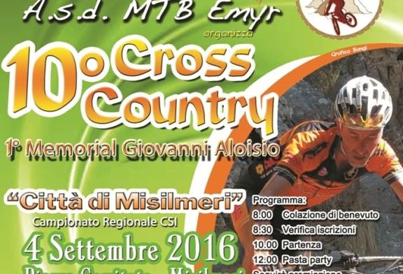 """Domani il 10° Cross Country """"Città di Misilmeri"""""""