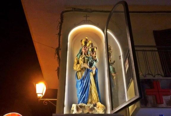 Torna a risplendere la Madonna delle Grazie di Misilmeri [Foto]