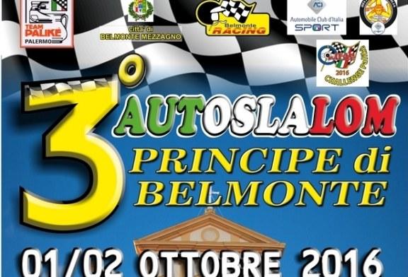 La Misilmeri Racing suona la carica allo Slalom di Belmonte Mezzagno