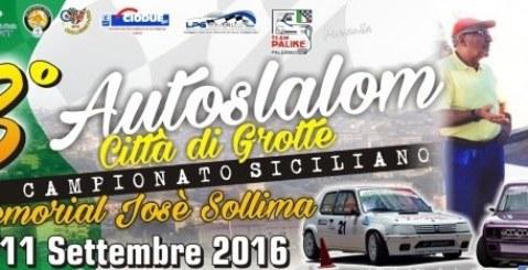 """La Misilmeri Racing sarà presente al 3° autoslalom """"Città di Grotte"""""""