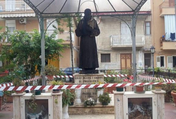 Al via una raccolta fondi per una nuova statua di Padre Pio