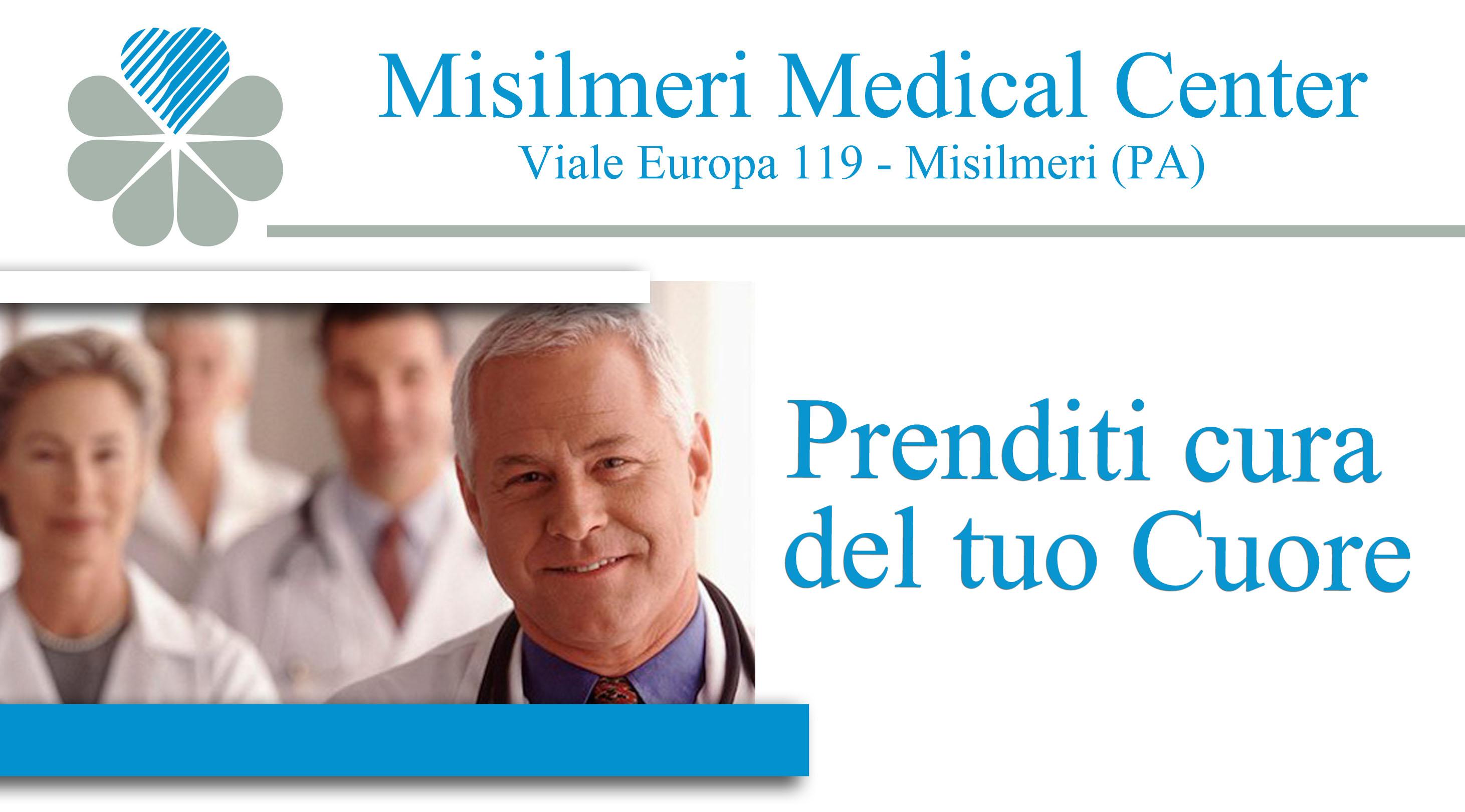 """""""Prenditi cura del tuo Cuore"""", l'iniziativa del Misilmeri Medical Center"""