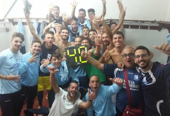 Don Carlo Misilmeri a valanga! Travolto il S.Cataldo 4-0