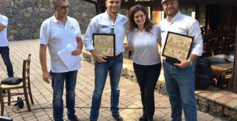 Regolarità, il duo Rizzolo-Vitrano vince ad Acireale