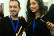 La professionalità di Davide Sole e Paola Ciglietti su Rai 1