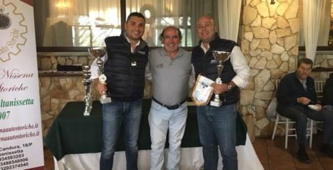 Regolarità, Rizzolo-Vitrano vincono anche a Calascibetta