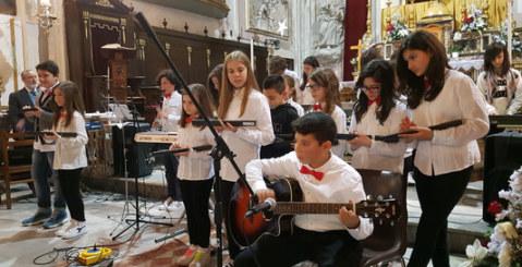"""Le armonie natalizie della Guastella in """"coro"""" [Foto]"""