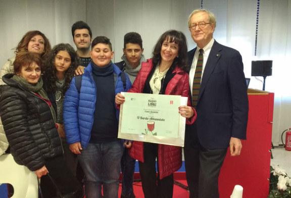 """La Scuola Guastella premiata a Roma per """"Il Bardo Abbanniato"""" [Foto]"""