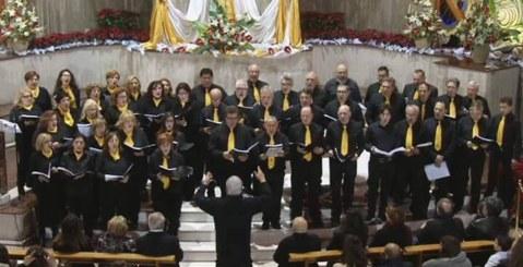 Stasera la Corale Villabatese in concerto a Misilmeri