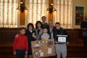 Ricordo dell'Olocausto, premio nazionale per la Scuola Cosmo Guastella