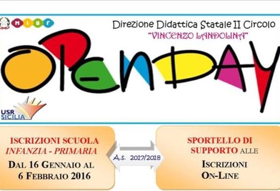 """""""Scuola Aperta al Territorio"""", l'Open Day del Circolo Landolina"""