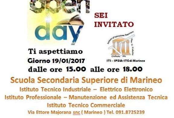 Open Day del Don Colletto di Marineo