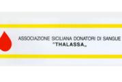Thalassa: Domenica 20 Ottobre raccolta di sangue a Misilmeri