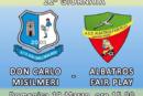 Don Carlo Misilmeri: pronti per accogliere l'Albatros Fair Play
