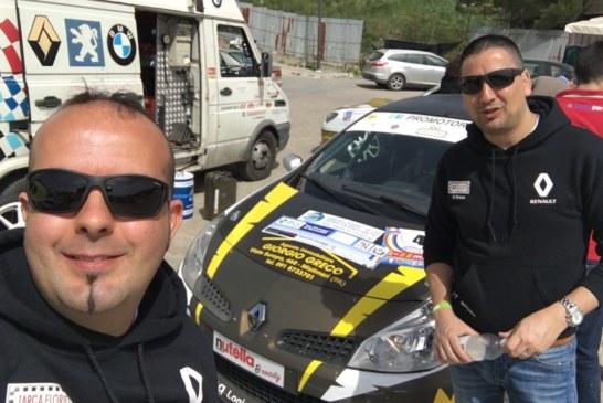 Rally, Greco e Palazzotto al via del 1° Rally di Mussomeli