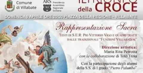 """Domenica a Villabate """"Il Trionfo della Croce"""""""