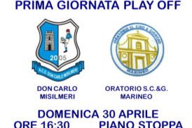 Don Carlo Misilmeri, a Piano Stoppa la partita dell'anno