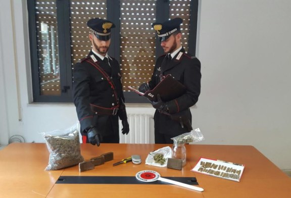 Continua  l'attività antidroga dei Carabinieri di Misilmeri, altri 3 arresti
