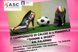 """Calcio femminile, """"Donne&Sport"""" sono state protagoniste 3 squadre misilmeresi"""