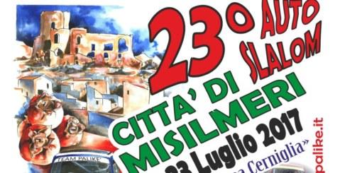 """Tutto pronto per 23° Autoslalom """"Città di Misilmeri"""""""