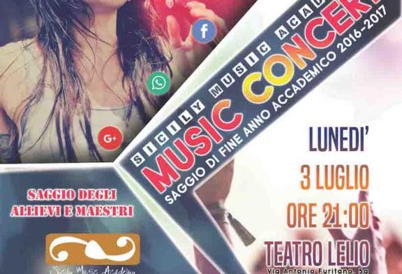 Lunedì il saggio di fine anno della Sicily Music Academy