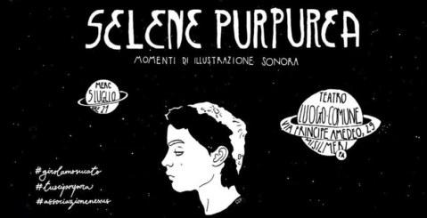 Selene Purpurea: Momenti di illustrazione sonora