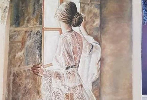 Collettiva d'arte, primo posto per un'artista misilmerese