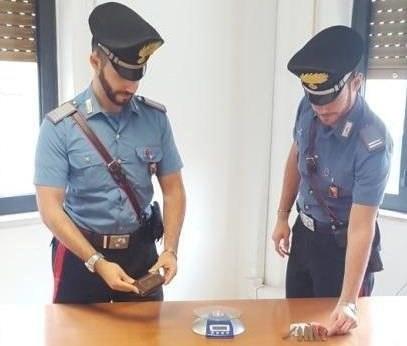 Misilmeri, arrestato un giovane per detenzione di sostanze stupefacenti