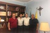 Giuseppe Cimò alla guida dei Salviniani