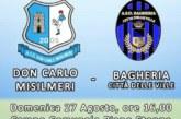 Primo impegno ufficiale per la Don Carlo Misilmeri: Coppa Italia contro il Bagheria