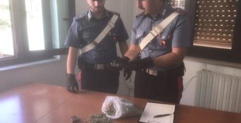 Misilmeri: Deteneva in casa hashish e marijuana, arrestato 29enne