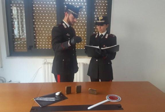 Misilmeri, arrestati due uomini per detenzione di sostanze stupefacenti