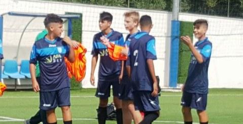 Calcio, buona la prima dei giovanissimi regionali